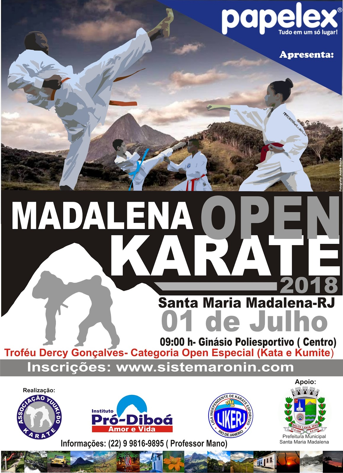 Madalena Open de Karate
