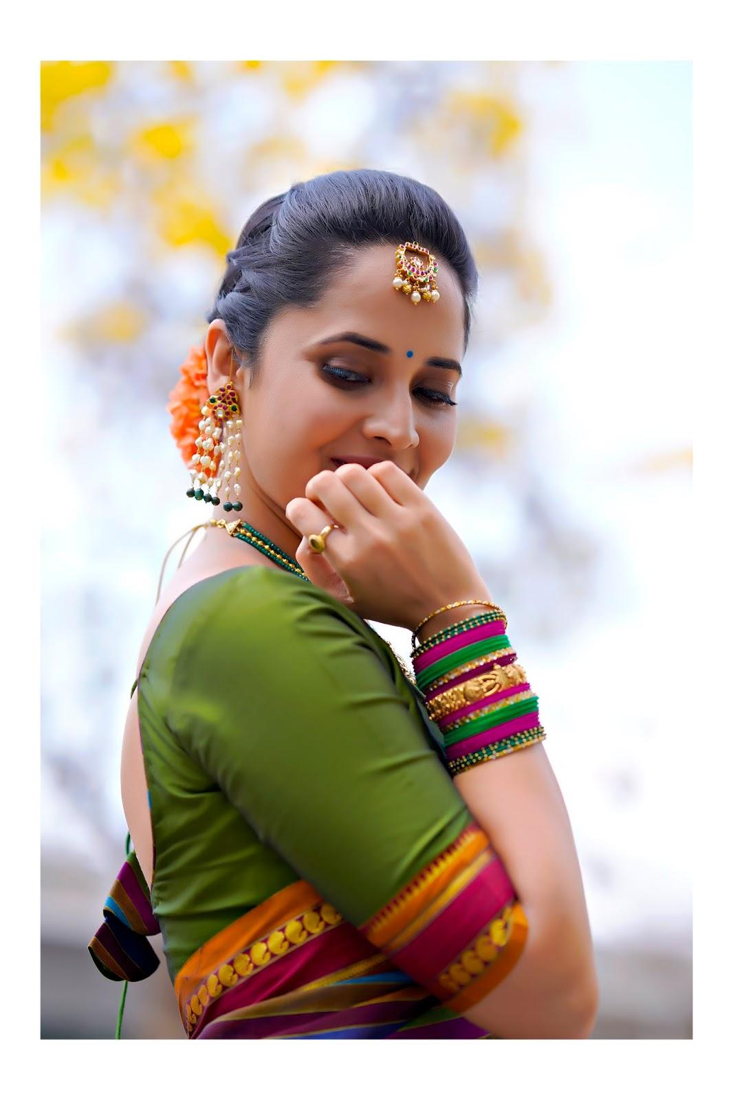 Telugu Actress Anasuya Bharadwaj Beautiful In Saree Pics Latest Indian Hollywood Movies Updates Branding Online And Actress Gallery