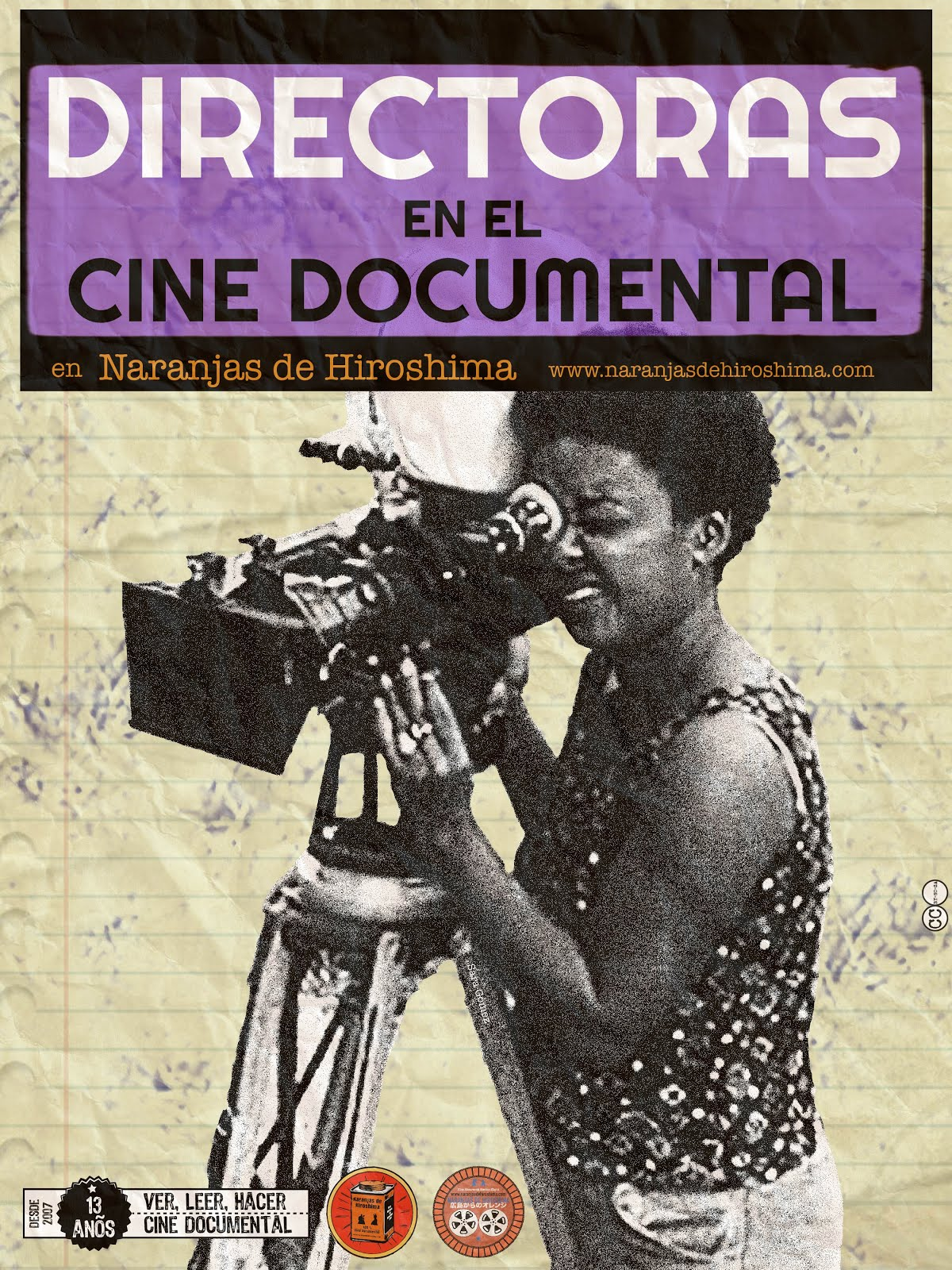 #Directoras en el #Cine #Documental