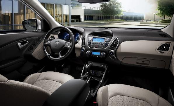 2015 Hyundai Tucson 2.4L FWD Review