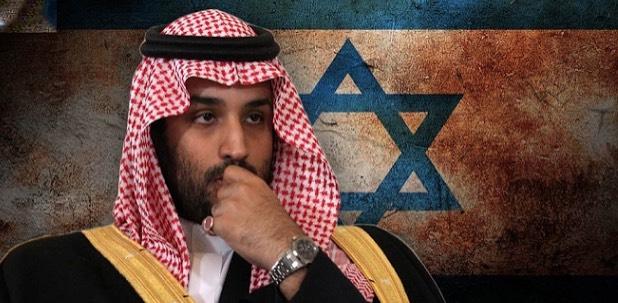 Putera Mahkota Saudi Minta Palestine Lepaskan Baitulmaqdis