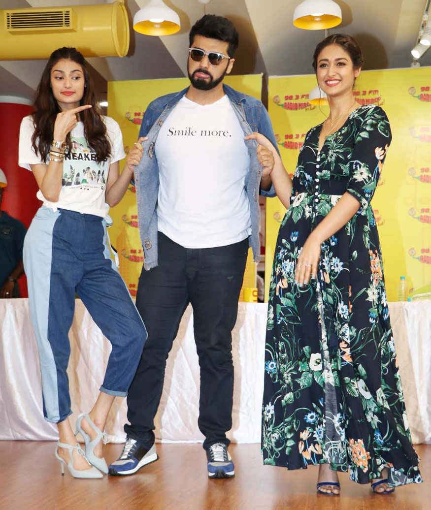 Mubarakan Movie Team unveils 'The Google Song'