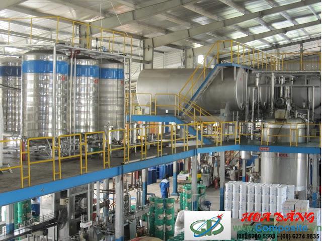 Điều kiện an toàn trong sản xuất, kinh doanh hóa chất