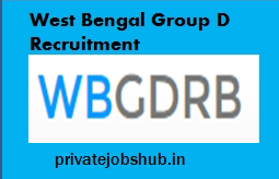 West Bengal Group D Recruitment
