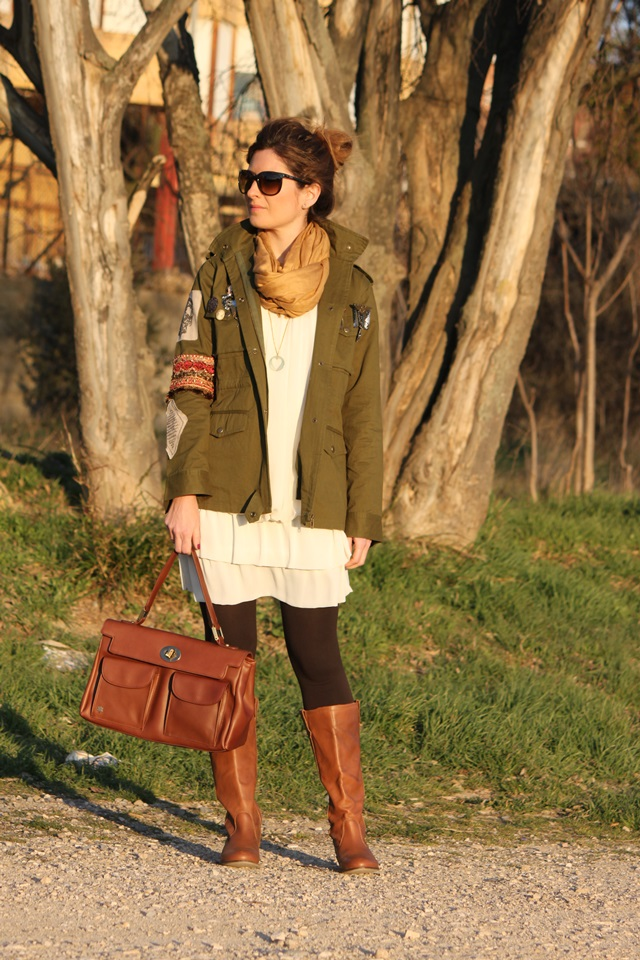 BLOG DE MODA Y LIFESTYLE LOOKS AND OUTFITS