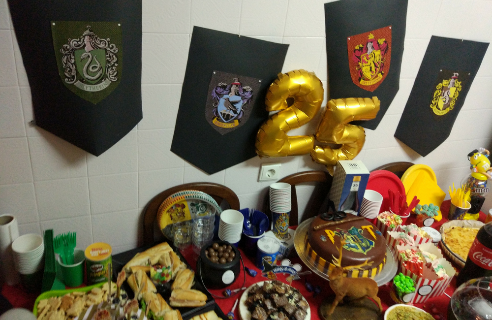 Festa Harry Potter; Harry Potter Birthday Party; Harry Potter; Pims Cake Design; Glood; Party & Bite; João Tremoço, Blogue Ela e Ele, Ele e Ela, Blogue de casal