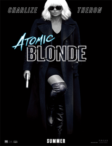 Cartel de Atomic Blonde