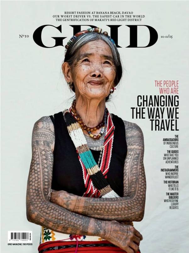 Fang Tattoo Design