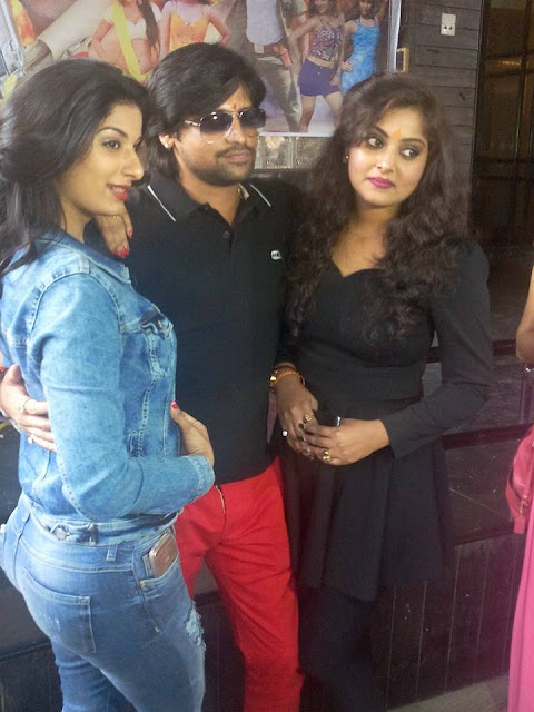 Bhojpuri Movie 'Son Of Bihar' Muhurat Photo