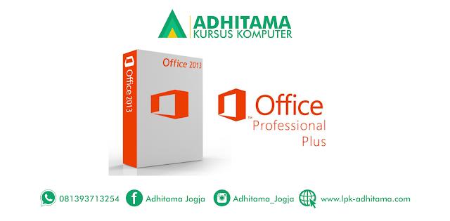 Kursus Microsoft Office Jogja, Privat Excel di Yogyakarta