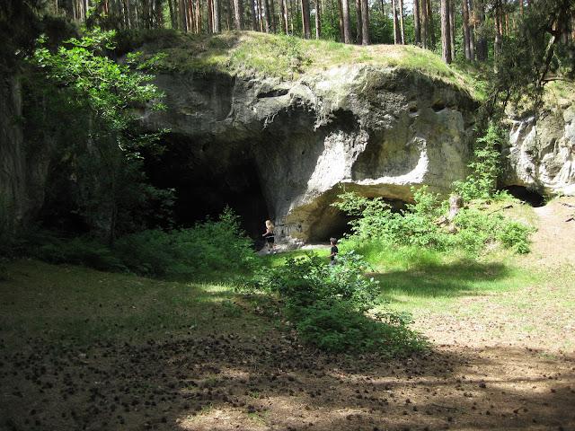 Wanderweg im Harz Deutschland Ausflugsziel