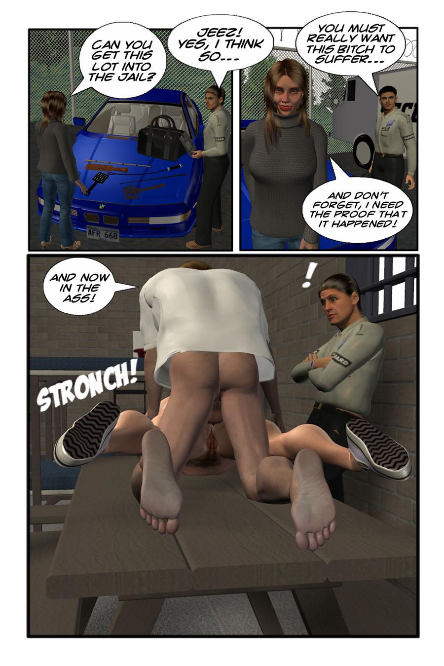 Fat Ass Milf Prison Sex Comic - Part 8  Sexy Selfi Nude-6911