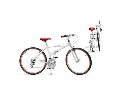 Bicicletta Pieghevole Pininfarina 26.Bicicletta Pieghevole Pininfarina 26 Damesmodebarendrecht