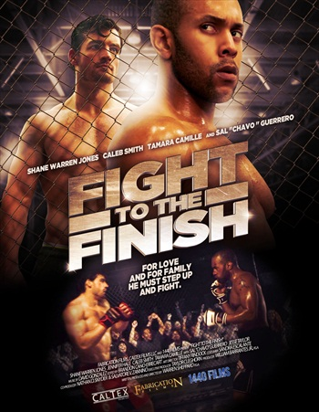 Fight To The Finish 2016 Dual Audio Hindi 720p WEB-DL 900mb