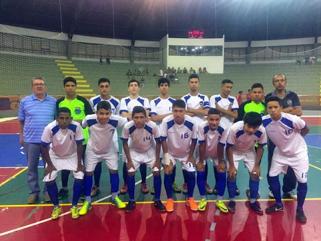 Registro-SP estreia com vitória no Futsal Masculino pelos Jogos Abertos da Juventude