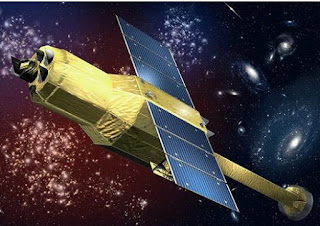 Satelit Hitomi buatan JAXA yang rusak gara-gara update software bermasalah