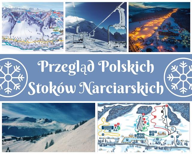 Przegląd Najlepszych Stoków Narciarskich w Polskich Górach cz.1