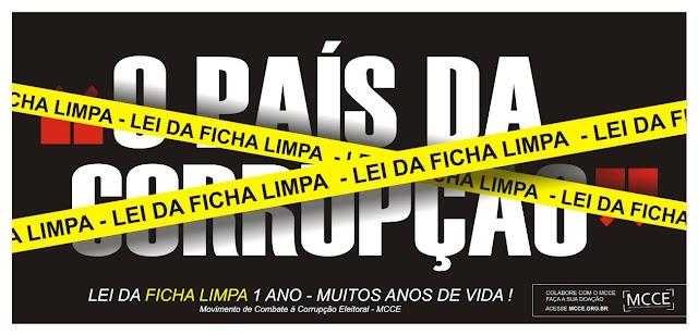 Pedro Cavalli: Lei da Ficha Limpa gera controvérsia quanto a sua eficácia