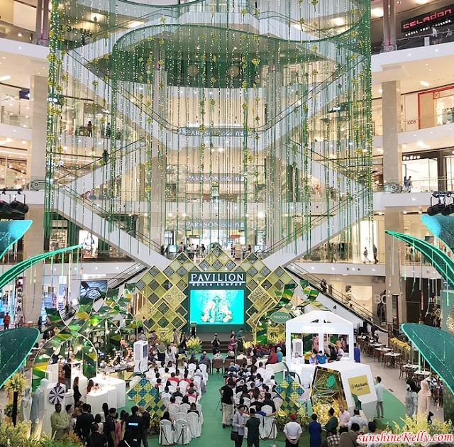 The Beauty of Raya, Pavilion Kuala Lumpur, Raya 2019, Malaysia Shopping Mall,  Raya Decor, lifestyle