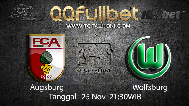 PREDIKSIBOLA - PREDIKSI TARUHAN BOLA AUGSBURG VS WOLFSBURG 25 NOVEMBER 2017 (BUNDESLIGA)