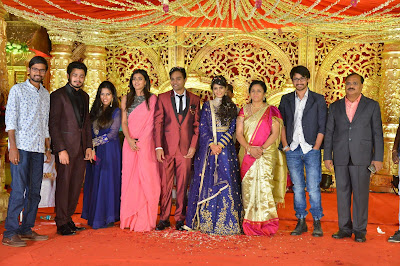 celebs-at-Producer-krishna-reddys-son-reception-2