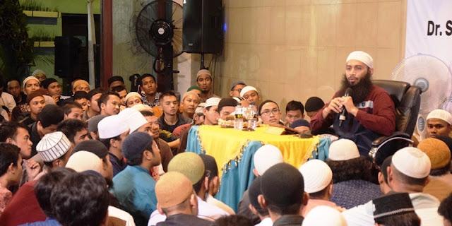 Isi Kajian di YPSA, Ustadz Riza Basalamah Bahas Bagaimana Menjadi Muslim yang Ilmiah