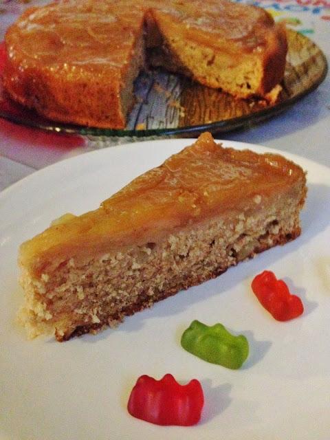Sweet Kwisine, gateau, renversé, pommes, sirop d'érable, Québec, ricardo