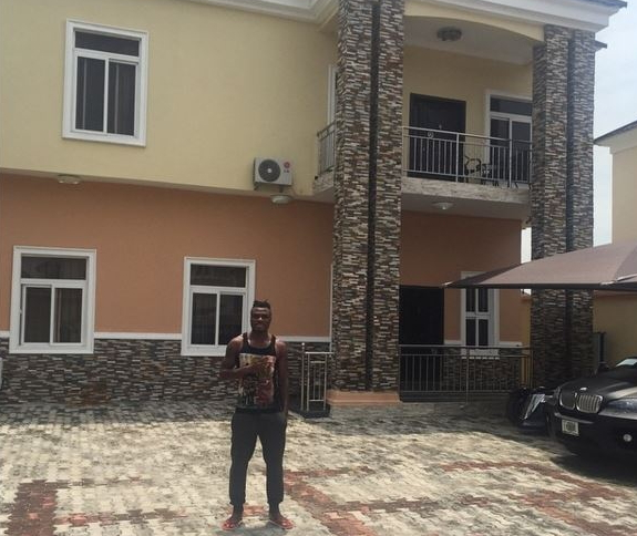 emmanuel emenike mansions nigeria