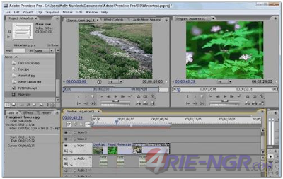 Adobe Premiere Pro CS3 Full Version