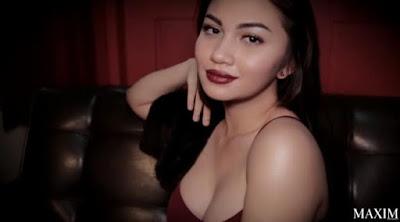 Foto Hot Ariel Tatum di Majalah Pria Dewasa Maxim