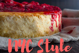 NYC Style Keto Cheesecake Recipe