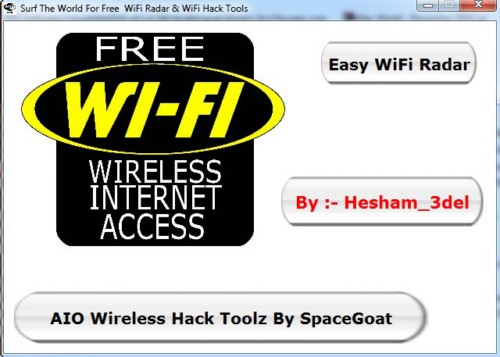 Free Hack Apps: Download WiFi Hack Tools AIO with WiFi Radar Mediafire