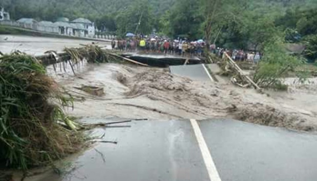 Banjir Bandang Terjang Bima, Ini Dia Photo-Photonya
