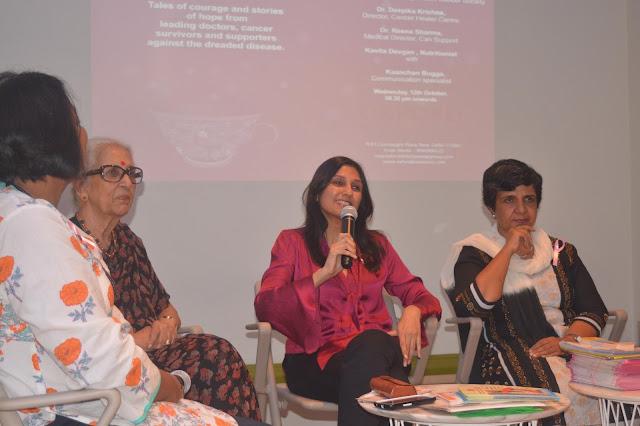 Kaanchan Bugga, Indra Jasuja, Kavita Devgan & Dr. Reena Sharma