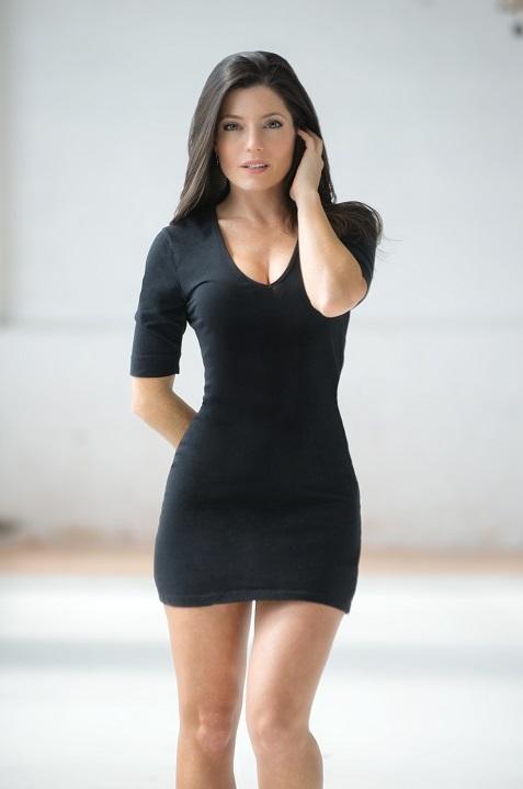 Foto Hot Model Sarah Clayton 8