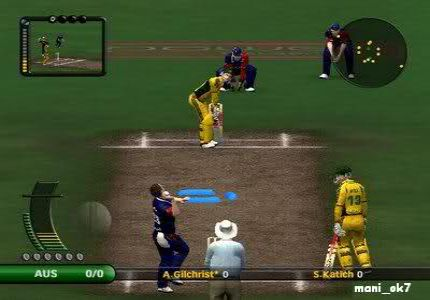 EA Cricket 07 Free Download For PC