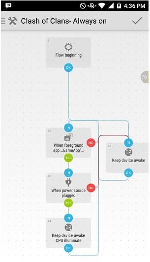 Cara Agar Game CoC Selalu Online Tanpa Root dengan Automatic Tasks