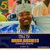 Falade Felicitate With Oluwo Of Iwo Oba Abdulrasheed Adewale  On His Golden Jubilee