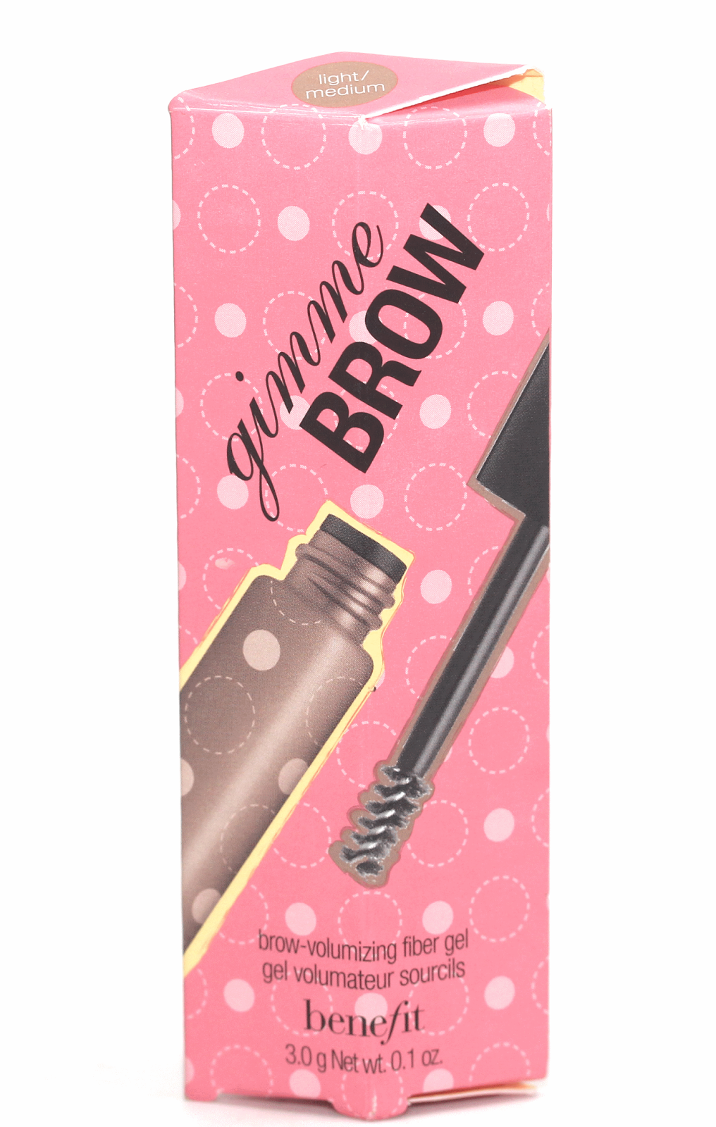 Gimme More Brow! Gel Set by Benefit #12