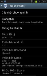 Tiếng Việt Samsung I717M alt