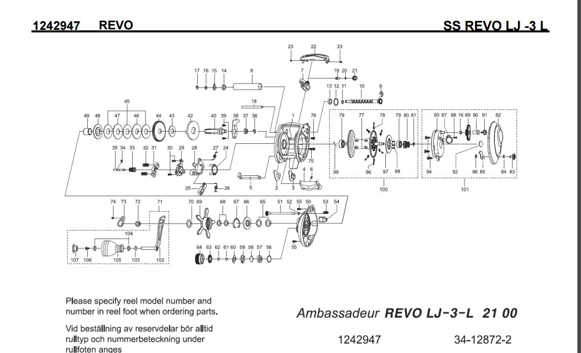 Abu Garcia Reel Parts Diagram | Atkinsjewelry on