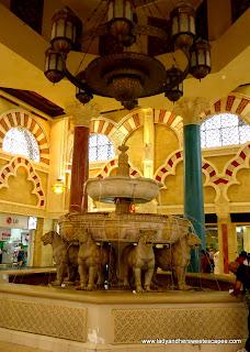 Ibn Battuta Andalusia Fountain