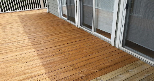 Why Caring For Your Deck Is So Important