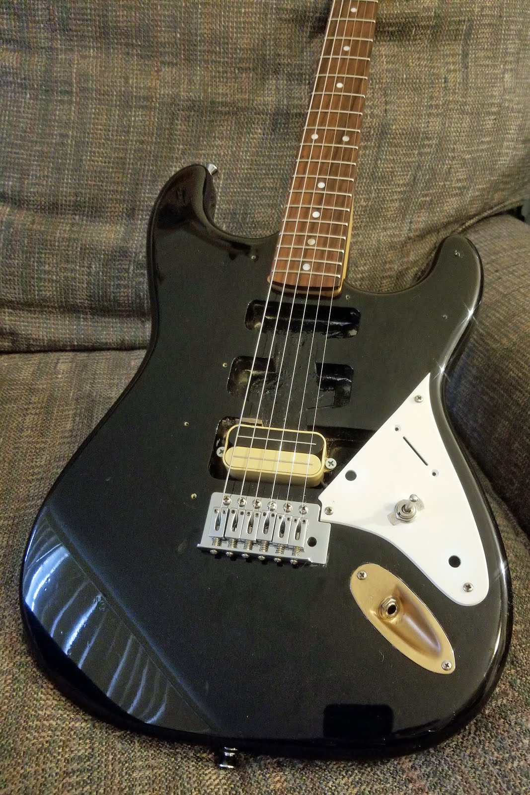 Hotrodded to HELL $30 Strat