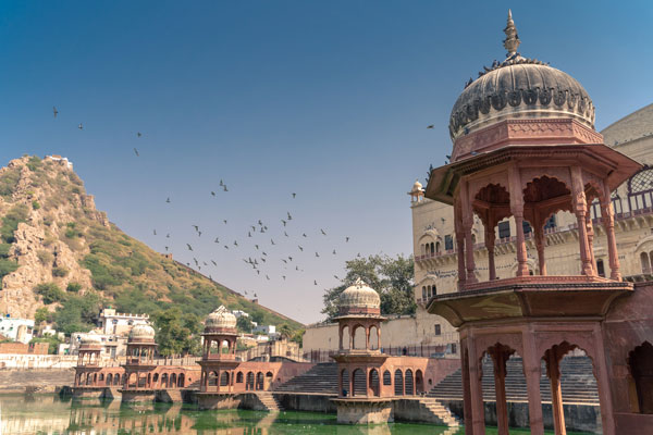 Moosi Maharani Chhatri alwar photography