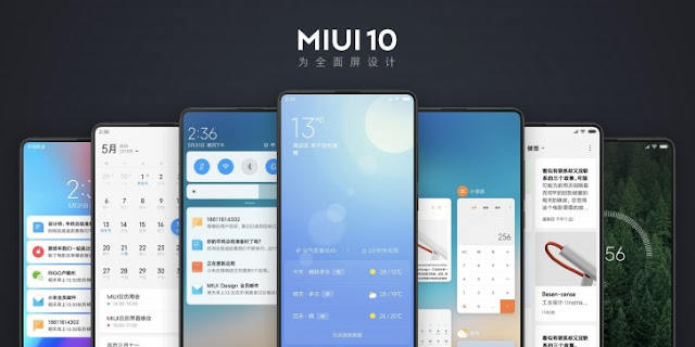 MIUI 10 Announcement