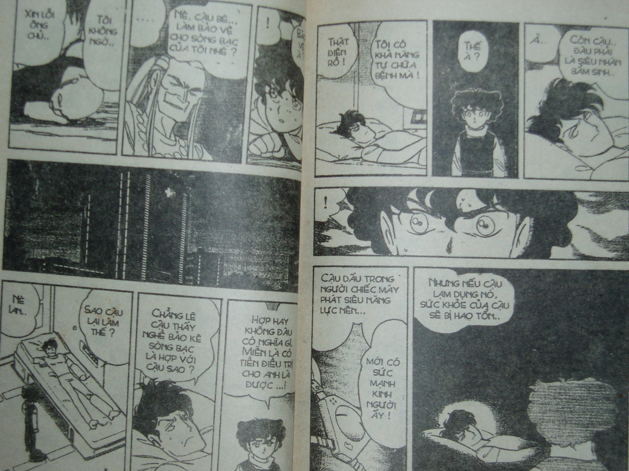 Siêu nhân Locke vol 14 trang 33