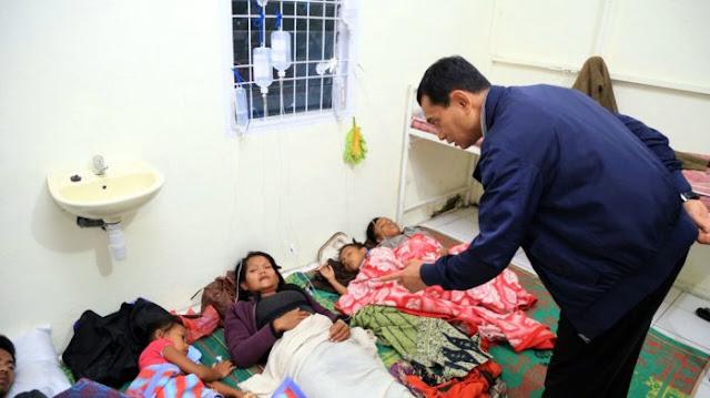 JR Saragih Mutasi Hampir Seluruh Pegawai Puskesmas Sidamanik, Alasannya Mengejutkan