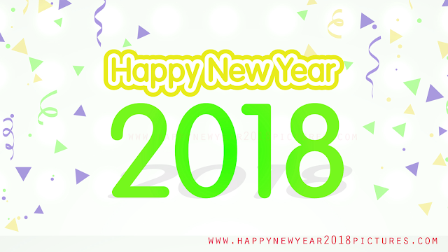 Happy new year 2018 facebook