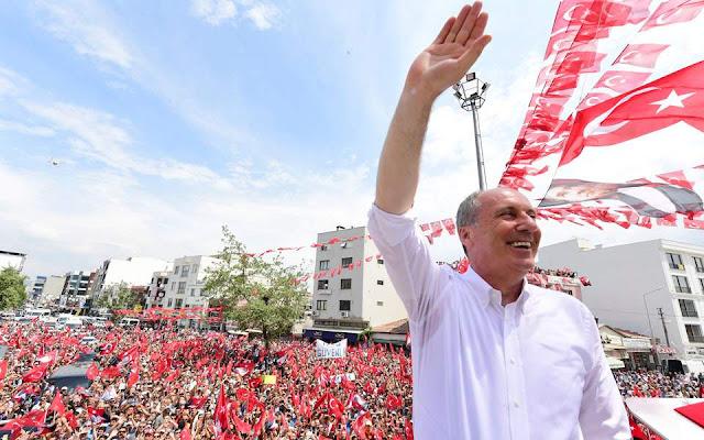 Στη Θράκη μεταφέρεται η εκλογική σύγκρουση της Τουρκίας